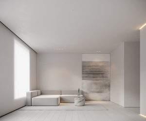 Tạo nên một điểm nhấn chính- Trang trí nhà đẹp phong cách Minimalism