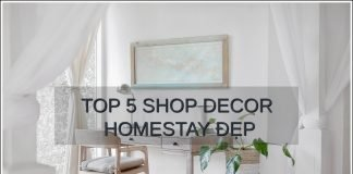top 5 shop decor