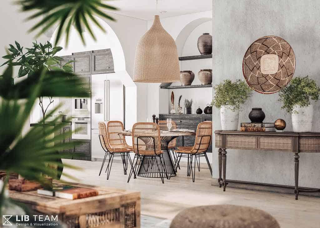 Phong cách Tropical - Top 5 ý tưởng trang trí nhà đẹp 1