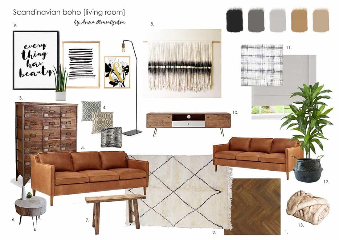Hướng dẫn cách tạo moodboard nội thất (Digital) 11