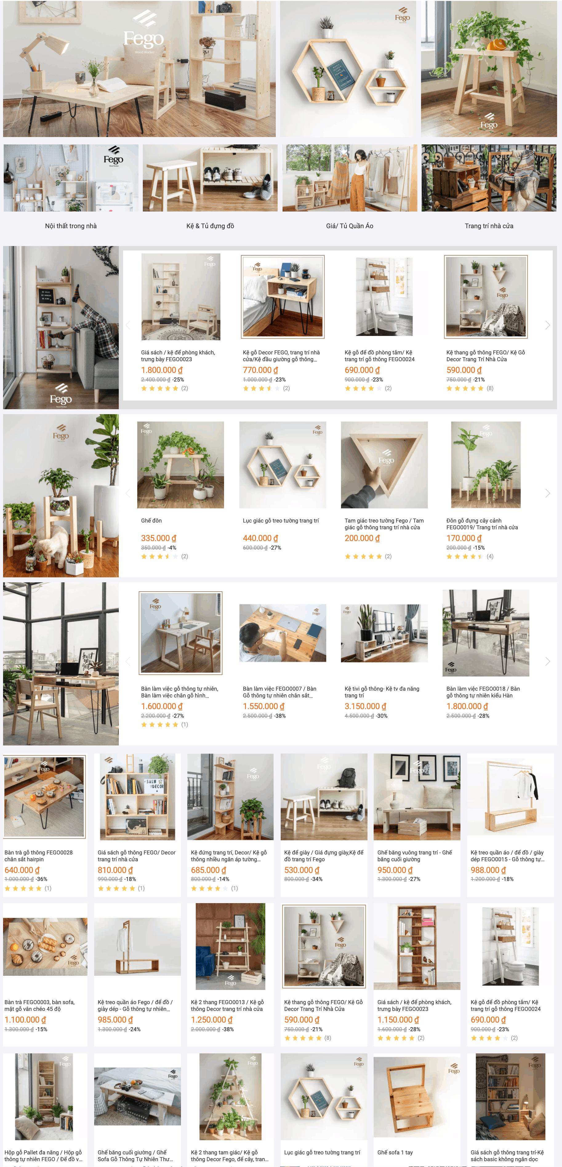 Mua đồ gỗ nội thất và đồ decor bằng gỗ đẹp, giá rẻ ở đâu? 2