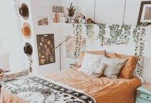 8 mẹo trang trí nhà chuẩn phong cách Bohemian