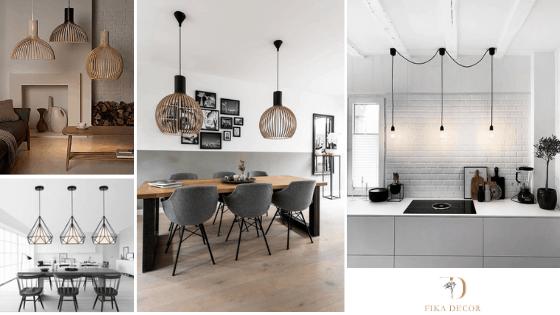 Phong cách Scandinavian - Trang trí nhà đẹp kiểu Bắc Âu 6