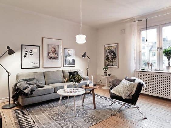 Phong cách Scandinavian - Trang trí nhà đẹp kiểu Bắc Âu 9