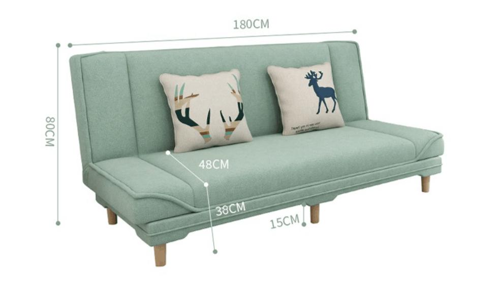 10 mẫu sofa đẹp giá dưới 5 triệu đồng trên Shopee 8