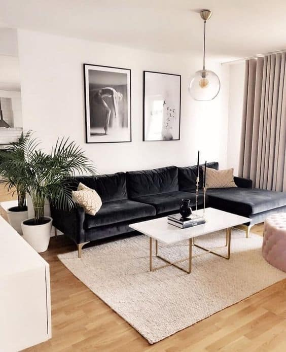 """36 Mẫu trang trí phòng khách """"đẹp hoàn hảo"""" 12"""