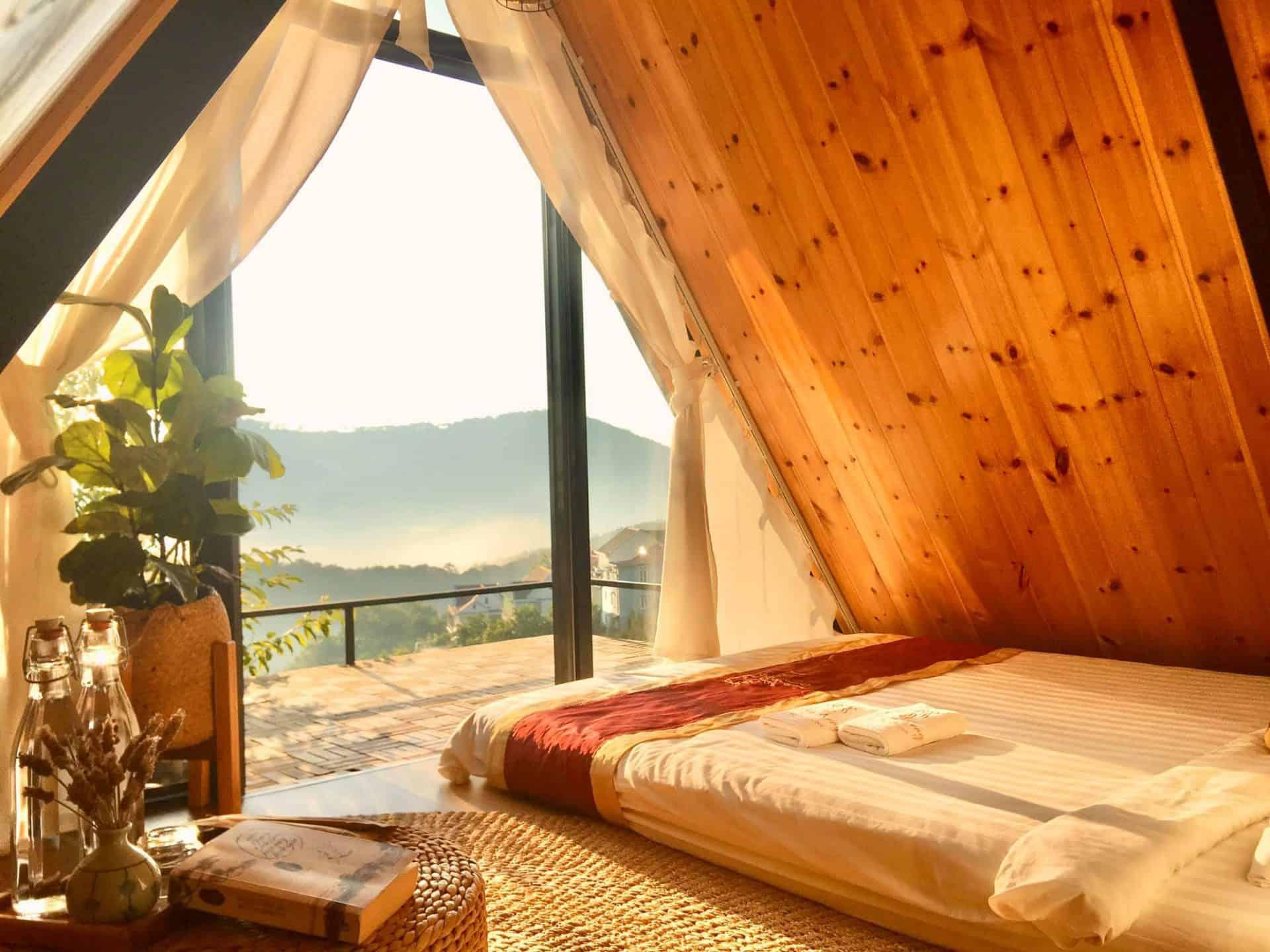 Top 10 homestay đẹp lung linh ở Đà Lạt 19