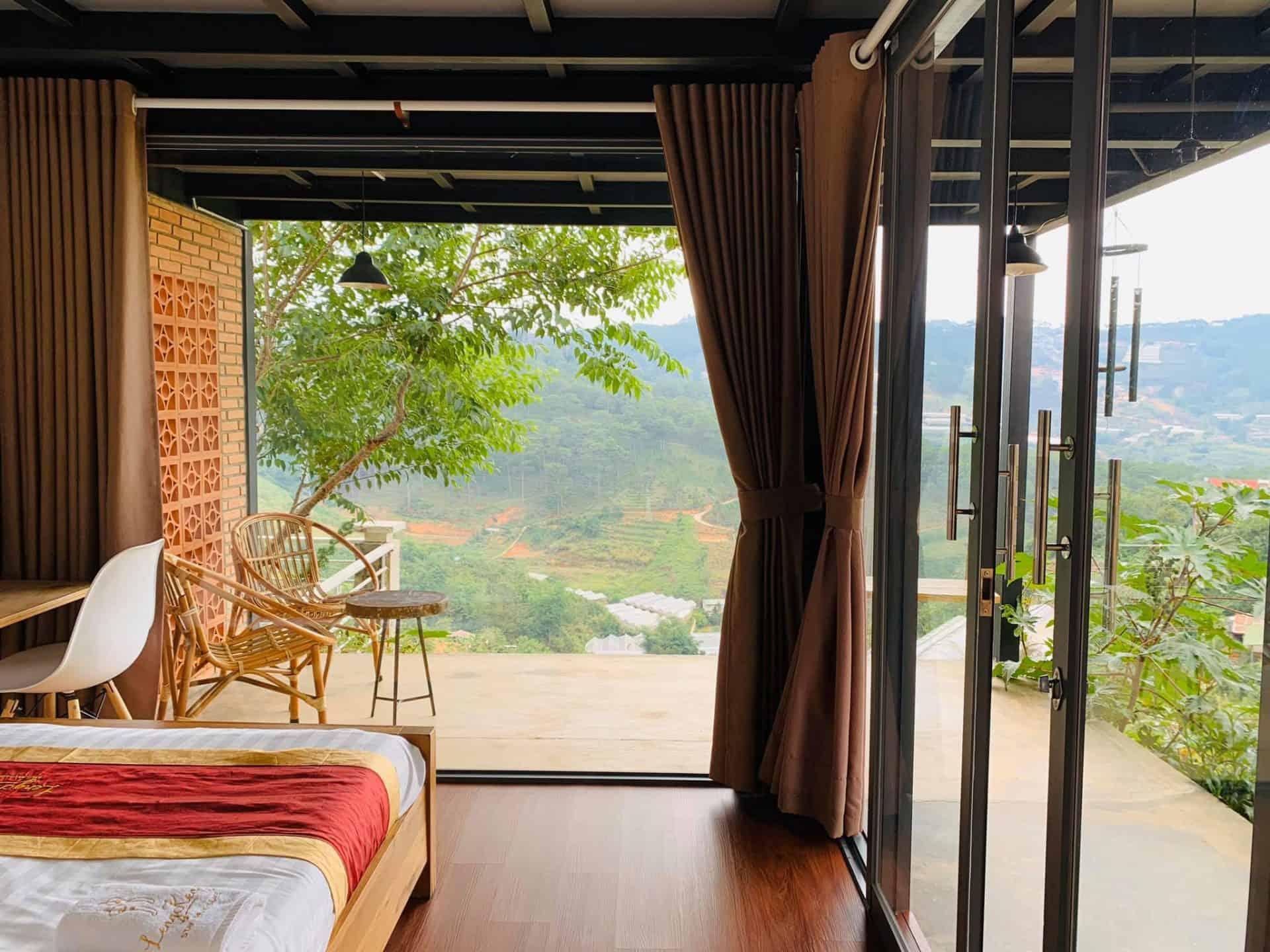 Top 10 homestay đẹp lung linh ở Đà Lạt 18