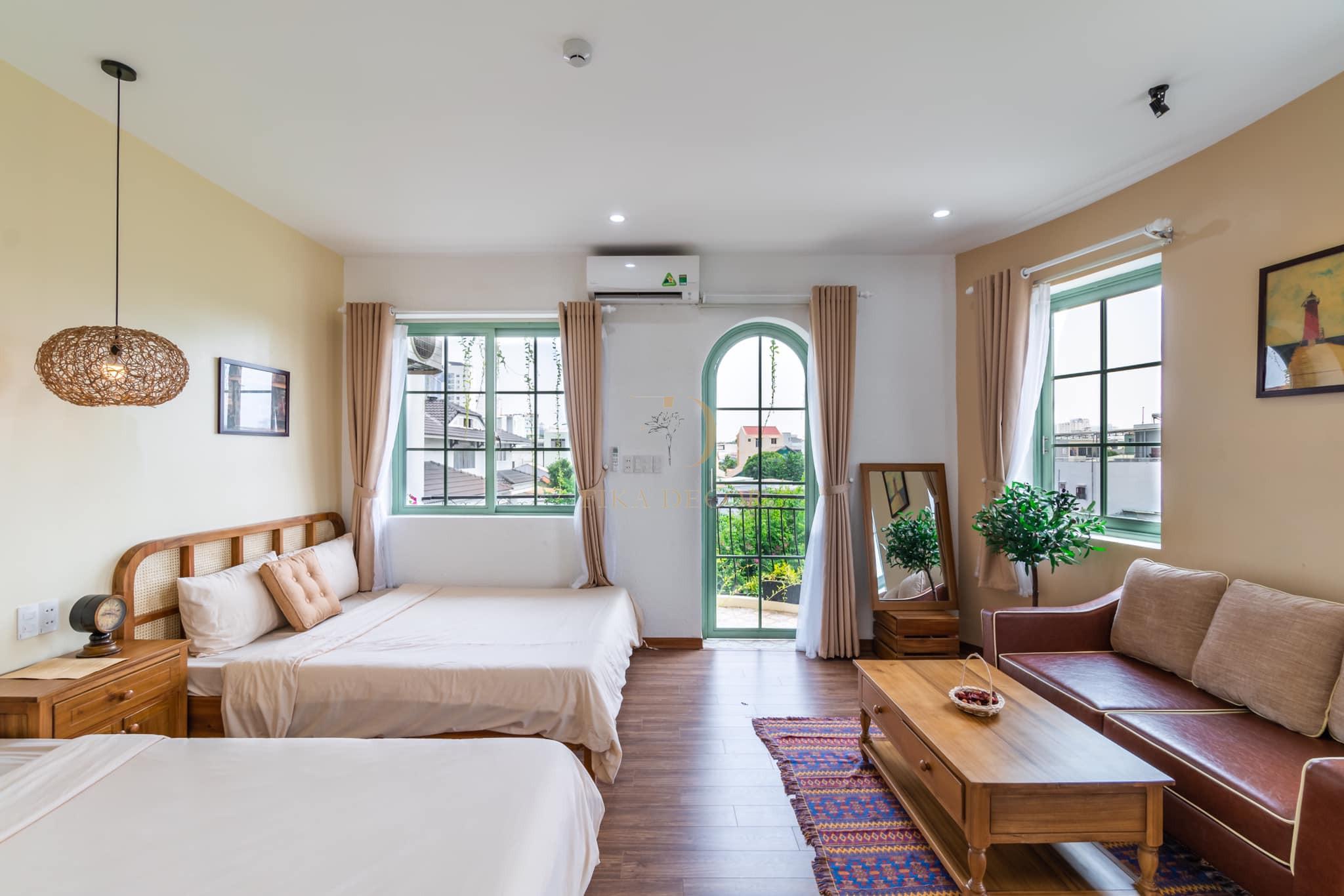 Top 10 homestay đẹp tại Đà Nẵng cực chất 9