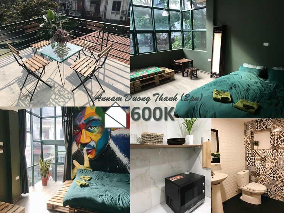 Top 10 homestay đẹp tại Hà Nội 84