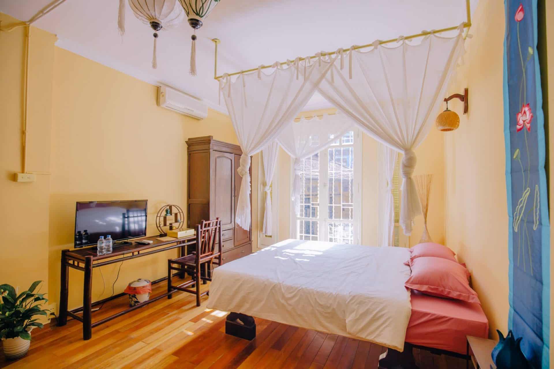 Top 10 homestay đẹp tại Hà Nội 5