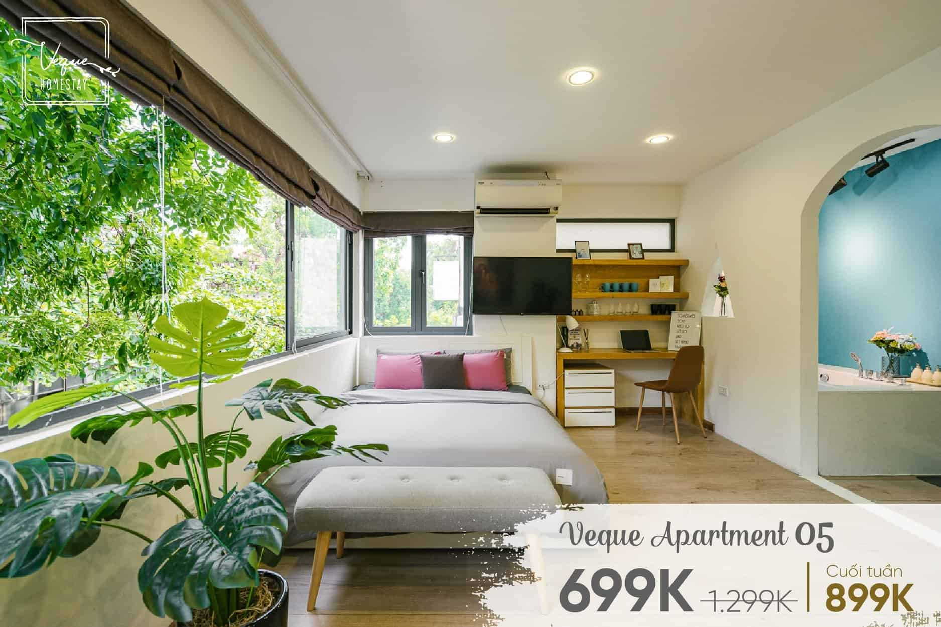 Top 10 homestay đẹp tại Hà Nội 58