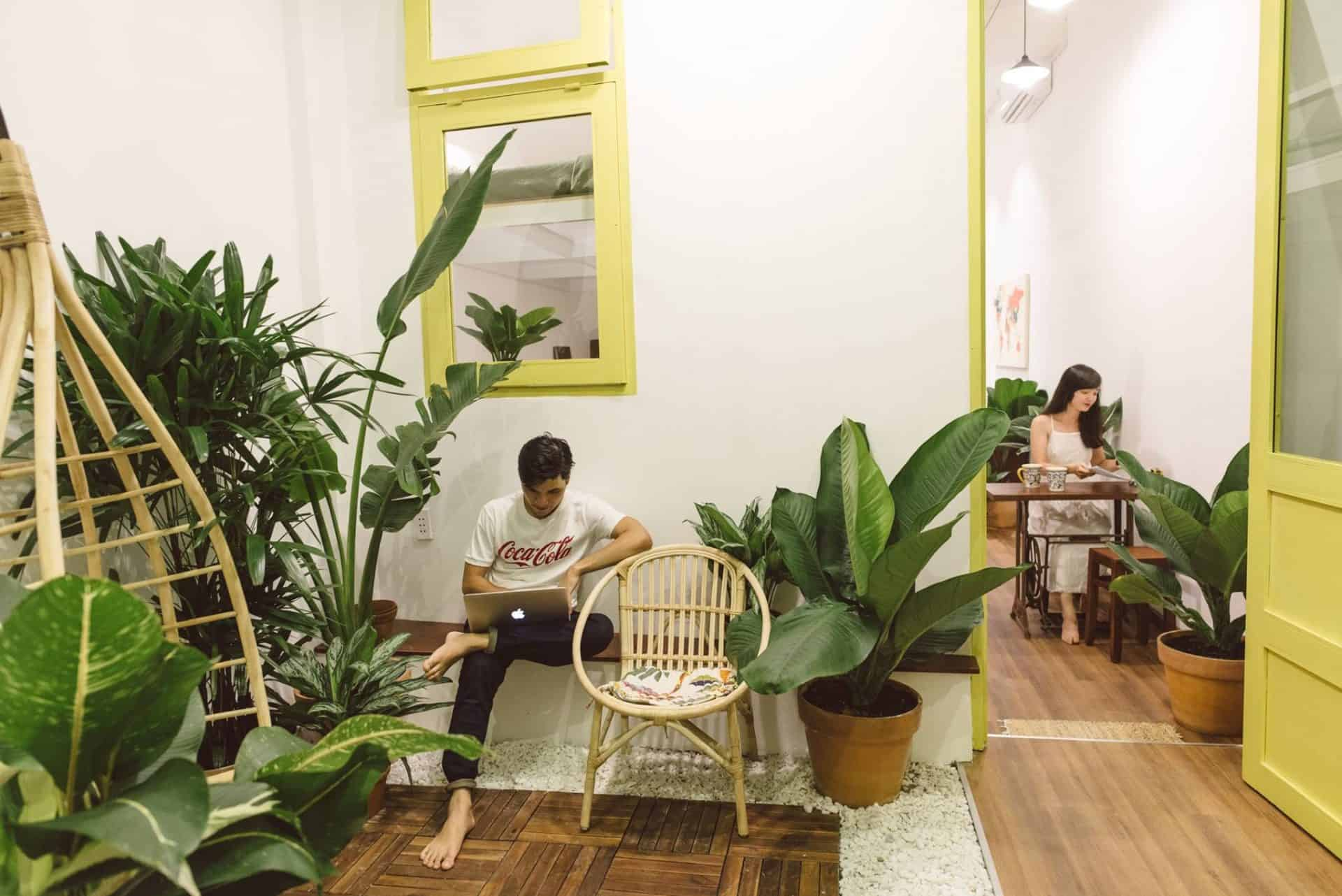 Top 10 homestay đẹp tại Sài Gòn 22
