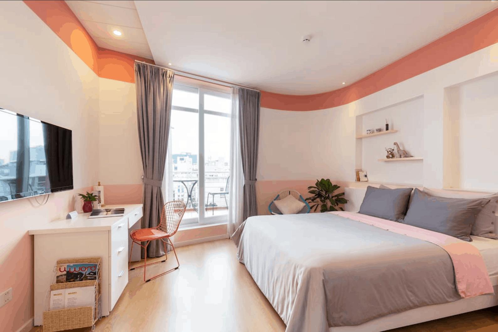 Top 10 homestay đẹp tại Sài Gòn 32