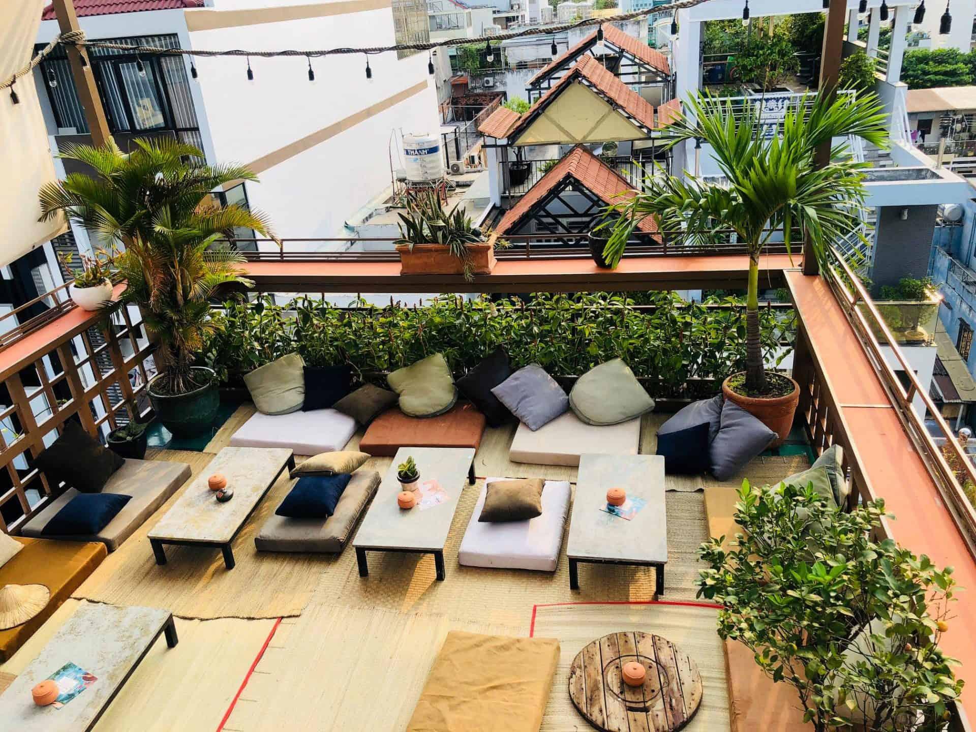 Top 10 homestay đẹp tại Sài Gòn 43