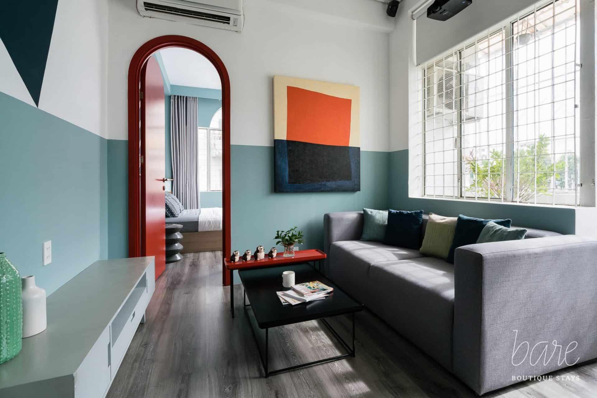 Top 10 homestay đẹp tại Sài Gòn 45