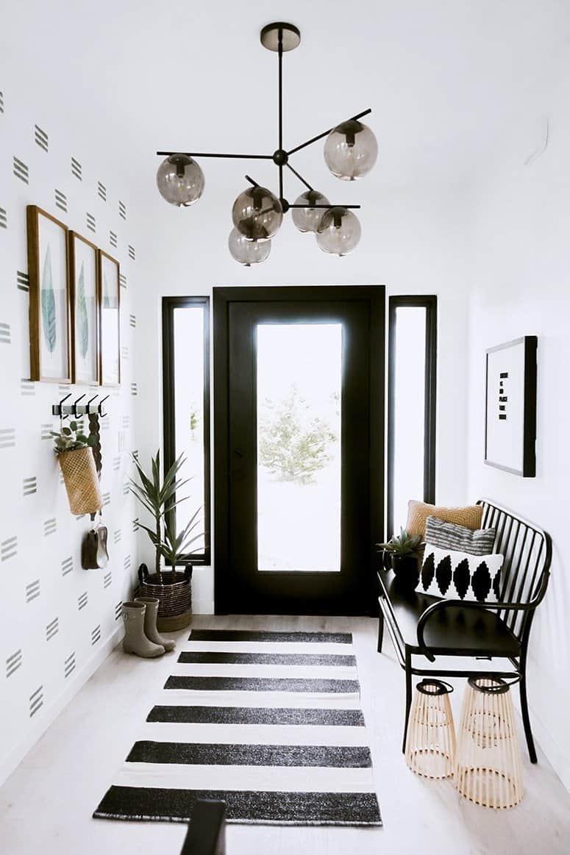 7 cách phối màu đen kiến tạo không gian nhà ở sang trọng 1